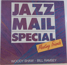 Jazz Mail Special - Meeting Friends -Viny-LP- Woody Shaw Bill Ramsey