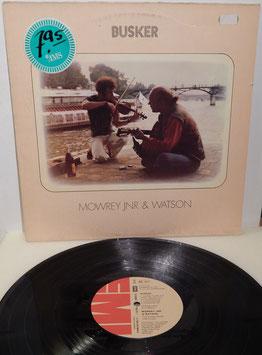 Mowrey Jnr & Watson - Busker -Vinyl-LP- Folk 1C 054-98 668