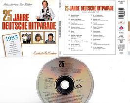 V. A. - 25 Jahre Deutsche Hitparade 1985 -CD- präsentiert von Uwe Hübner