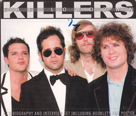 Killers - The Lowdown -2CD-Box- Biography and Interview Set mit Poster