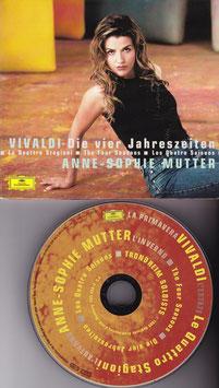 Vivaldi - Die Vier Jahreszeiten - Anne-Sophie Mutter -CD- Digipack