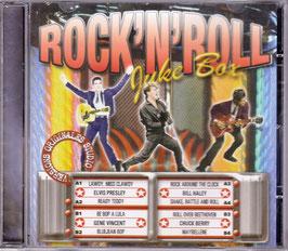 V. A. - Rock ´N´ Roll Juke Box -CD- NEU / OVP