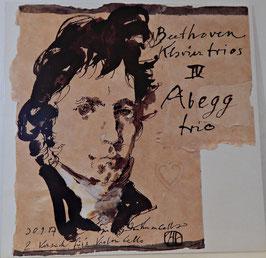Abegg Trio - Beethoven Klaviertrios IV -Vinyl-LP-