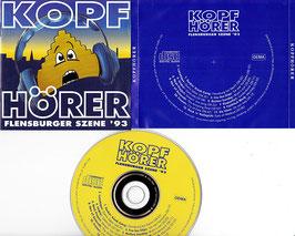 V. A. - Kopfhörer Flensburger Szene ´93 -CD-