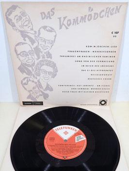 """Das Kommödchen -10""""Vinyl- C 107 Club-Sonderauflage"""