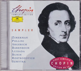 Chopin - Complete Edition Sampler Zimerman Pollini Barenboim -CD-