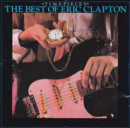 Eric Clapton - Time Pieces -CD- The Best Of Eric Clapton