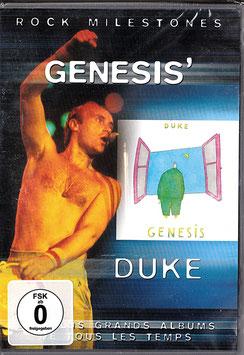 Genesis´ Duke - Rock Milestones -DVD- NEU/ OVP