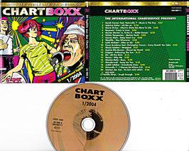 V. A. - Chartbox 1/2004 -CD- Limitierte Jubiläums Gold Edition 33 589 3