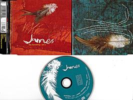 James - Say Something / Jam J -Maxi-CD- German Press 858 449-2