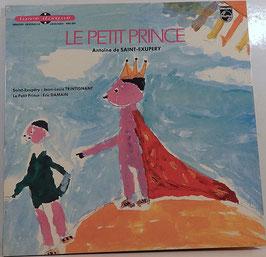 """Antoine De Saint-Exupery - Le Petit Prince -10""""Vinyl- Philips 6461 024 France Gatefold"""
