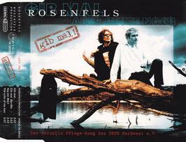Rosenfels - gib mal! -MaxiCD- INDIGO YA 16022