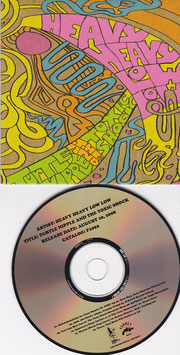 Heavy Heavy Low Low - Turtle Nipple And The Toxic Shock -CD- Hardcore Promo