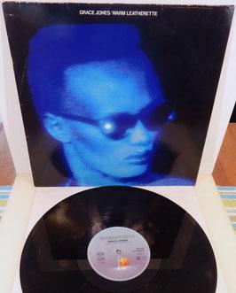 Grace Jones - Warm Leatherette -Vinyl-LP-