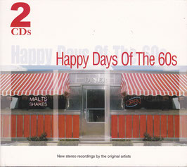 V. A. - Happy Days Of The 60s -2CD- Drifters Crystals The Shangri-Las