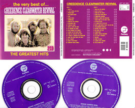 Creedence Clearwater Revival - The Best Of Creedence Clearwater Revival -2CD- CCR