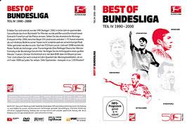 Best Of Bundesliga - Teil 4: 1990-2000 -DVD-