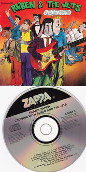 Frank Zappa - Cruising With Ruben & The Jets -CD-