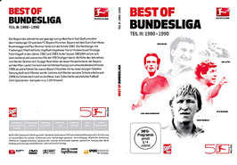 Best Of Bundesliga - Teil 3: 1980-1990 -DVD-