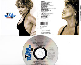 Tina Turner - Simply The Best -CD-