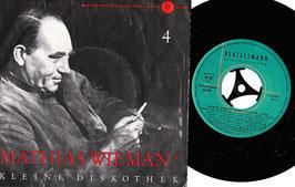"""Mathias Wiemann - Mathias Wiemans Kleine Diskothek 4. Folge -7""""Single-"""
