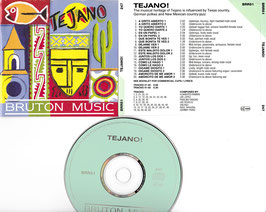 V. A. - Tejano! -CD- Bruton Music BRR51