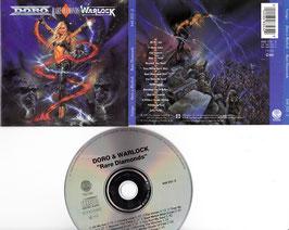 Doro & Warlock - Rare Diamonds -CD- 848 353-2