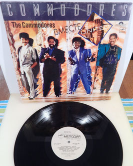 Commodores - United -Vinyl-LP- USSR