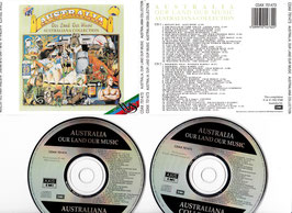 V. A. - Australia Our Land Our Music -2CD- Australiana Collection