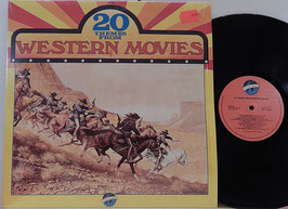 20 Themes From Western Movies -Vinyl-LP- John Blackinsell Orchestra 20019 Italy