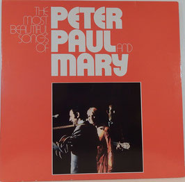 Peter, Paul and Mary - The Most Beautiful Songs Of Peter... -2Vinyl-LP-