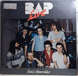 BAP - Live-Bess Demnähx -Vinyl-Doppel-LP- Germany 1C 2LP 164 165 1953