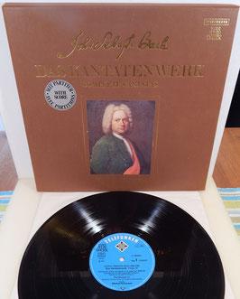 Joh. Sebast. Bach - Das Kantatenwerk- BWV 35-38 - Folge 10 -Doppel-LP-