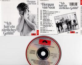 Herman van Veen - Ich hab´ ein zärtliches Gefühl -CD-