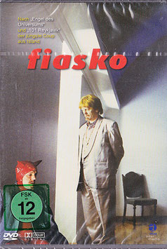 Fiasko -DVD- NEU/ OVP Ragnar Bragason Island Komödie