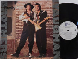 The Vaughan Brothers - Family Style -Vinyl-LP- Epic 467014 1 Stevie Ray Vaughan