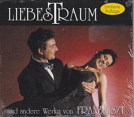 Liebestraum u. a. Werke von Franz Liszt -CD- NEU / OVP