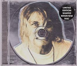 Kurt Cobain - Interview -CD- Limited Edition Shaped Interview Disc Nirvana