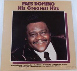 Fats Domino - His Greatest Hits -Vinyl-LP- Belgium SL 804