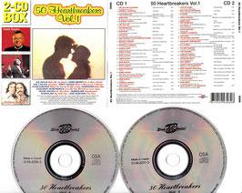 V. A. - 50 Heartbreakers Vol. 1 -2CD-Box-