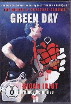Green Day - American Idiot / La Critique Definitive -DVD- NEU/ OVP