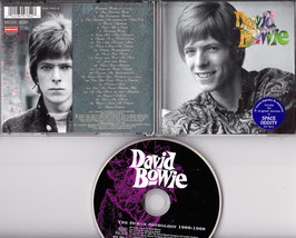 David Bowie - The Deram Anthology 1966 - 1968 -CD- Digital Remastered UK Press