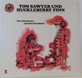 Tom Sawyer und Huckleberry Finn - Das Abenteuer auf dem Kirchhof -Vinyl-LP-