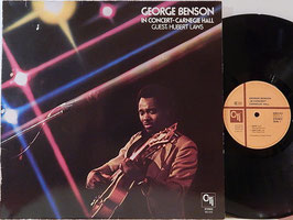 George Benson - In Concert Carnegie Hall -Vinyl-LP- Guest: Hubert Laws 63.012 FOC