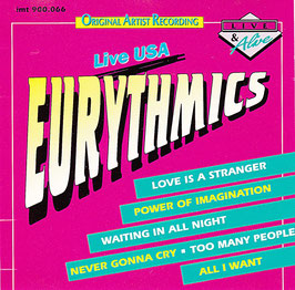 Eurythmics - Live USA -CD-