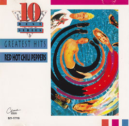 Red Hot Chili Peppers - Greatest Hits -CD- 10 Best Series