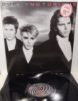 Duran Duran - Notorious -Vinyl-LP-