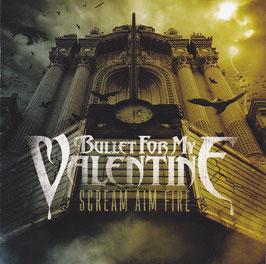 Bullet For My Valentine - Scream Aim Fire -CD-