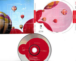 Elevate Brit Pop Experience -CD- Gravity GV1026