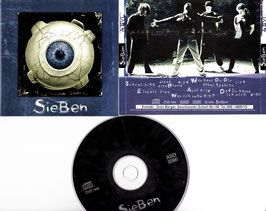 Sieben - Asyl -CD-